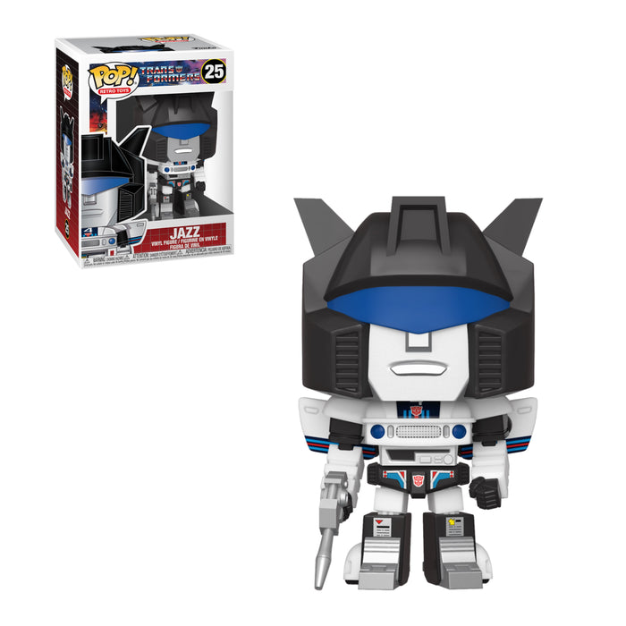 RETRO TOYS - TRANSFORMERS - JAZZ (PRE-ORDER)