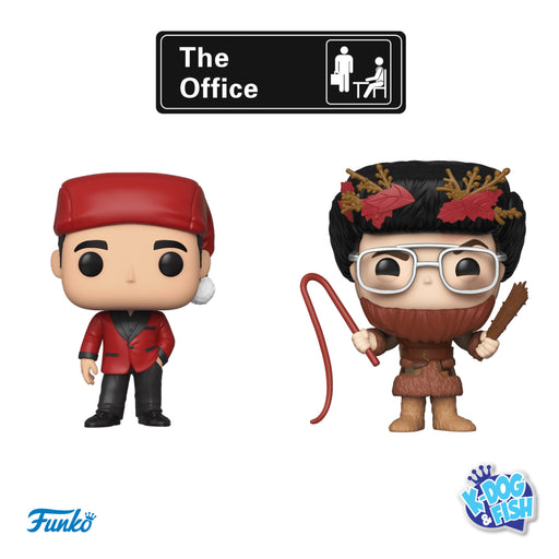 THE OFFICE - HOLIDAY SET