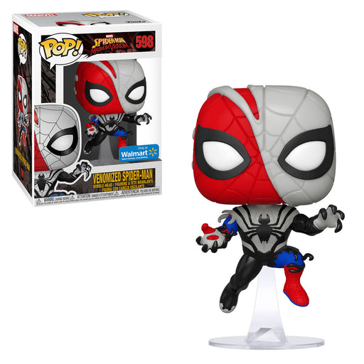 MARVEL: SPIDER-MAN (MAXIMUM VENOM) - VENOMIZED SPIDER-MAN (EXCLUSIVE)