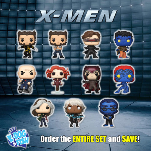 MARVEL: X-MEN - 20TH ANNIVERSARY - SET (PRE-ORDER)