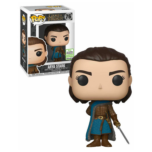GAME OF THRONES - ARYA STARK (ECCC) EXCLUSIVE