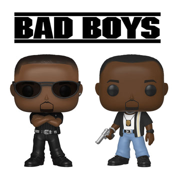 BAD BOYS - SET