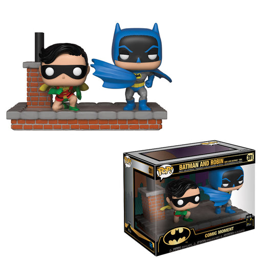 BATMAN & ROBIN: NEW LOOK 1964 (80TH ANNIVERSARY) (POP MOMENTS)