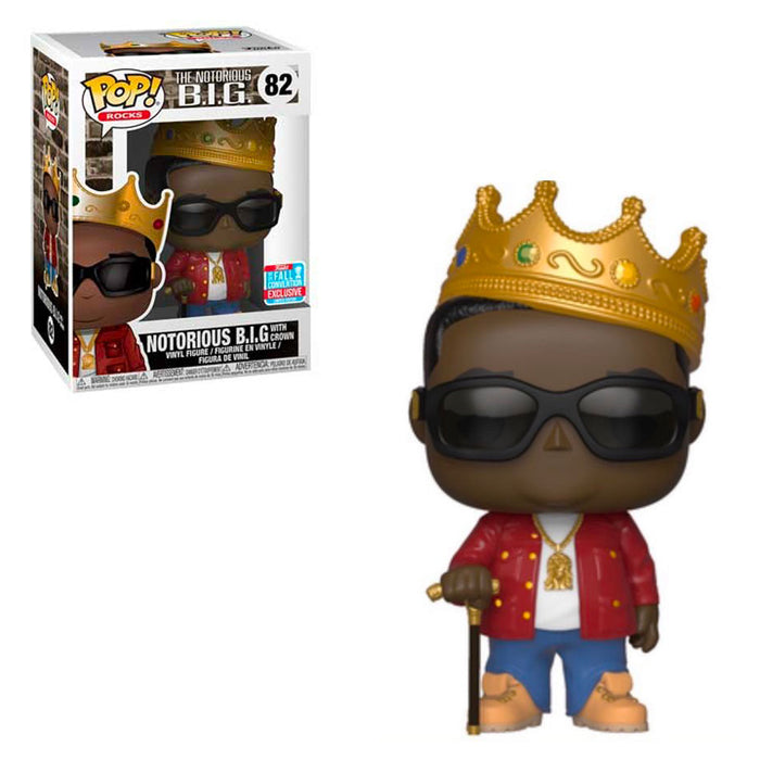 NOTORIOUS B.I.G. - NYCC EXCLUSIVE