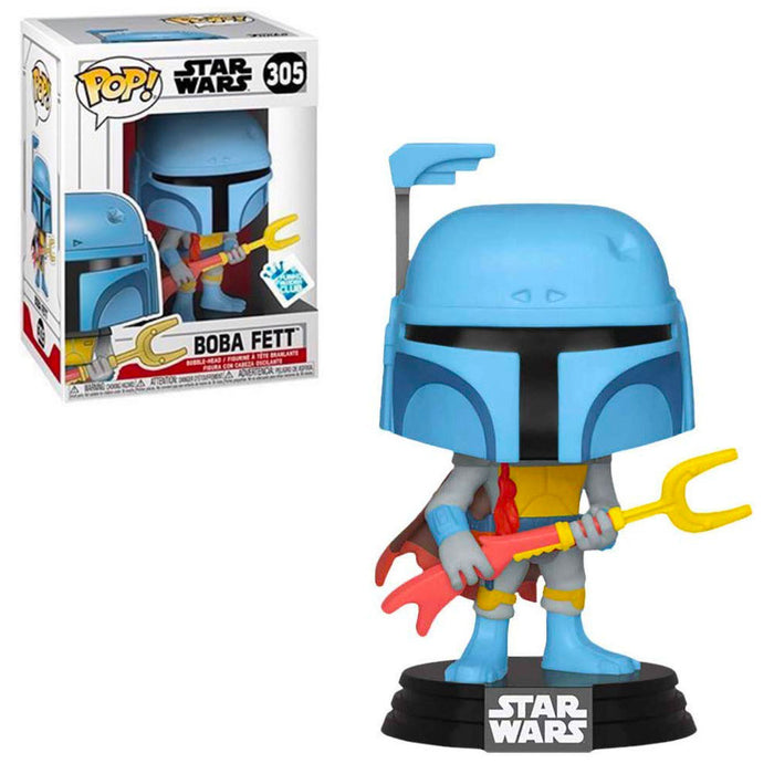 STAR WARS - BOBA FETT (305) EXCLUSIVE