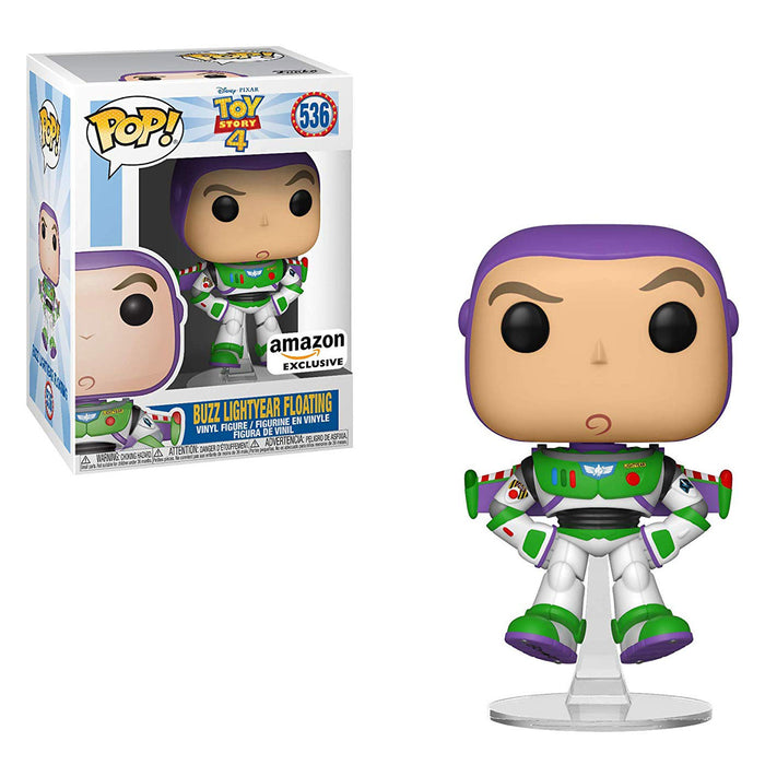 TOY STORY 4 - BUZZ LIGHTYEAR (FLOATING) (EXCLUSIVE)