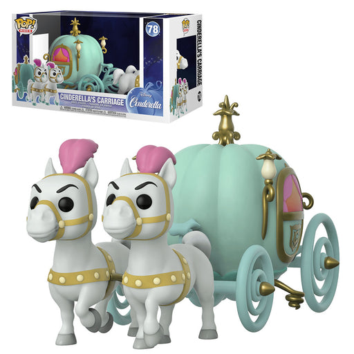DISNEY: CINDERELLA - CINDERELLA'S CARRIAGE (POP RIDES)