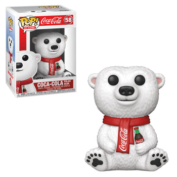 AD ICONS - COCA-COLA - POLAR BEAR