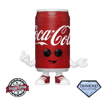 POP FOODIES - COCA-COLA CAN (DIAMOND EXCLUSIVE)