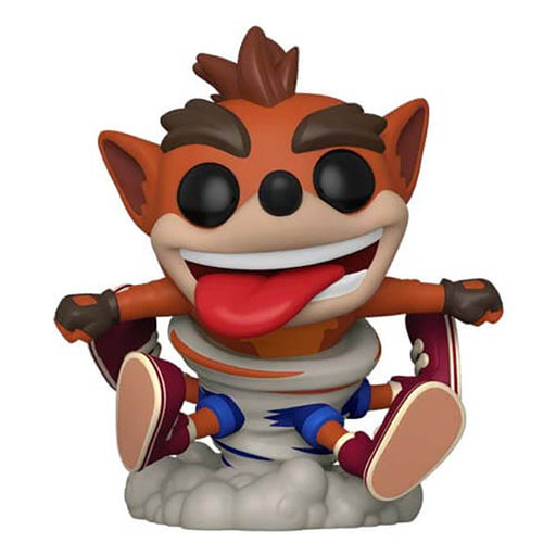 CRASH BANDICOOT - CRASH CYCLONE