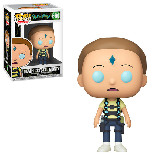 RICK AND MORTY - DEATH CRYSTAL MORTY (SEASON 4) (PRE-ORDER)