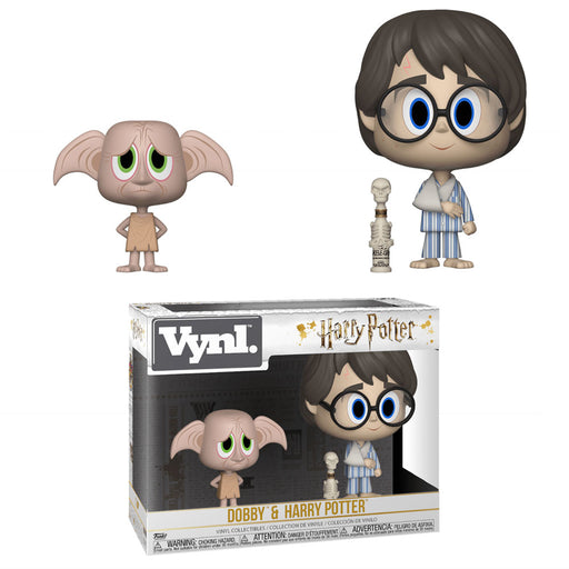 VYNL - DOBBY + HARRY POTTER