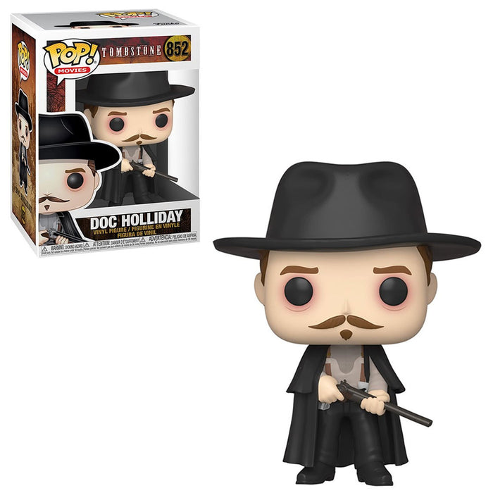 TOMBSTONE - DOC HOLLIDAY