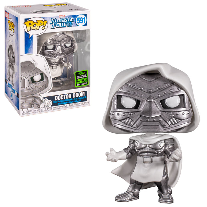 MARVEL: FANTASTIC FOUR - DOCTOR DOOM (ECCC EXCLUSIVE)