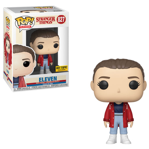STRANGER THINGS - ELEVEN WITH JACKET (EXCLUSIVE) (SEASON 3)