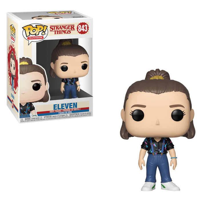STRANGER THINGS - ELEVEN (WITH PONYTAIL) (SEASON 3)
