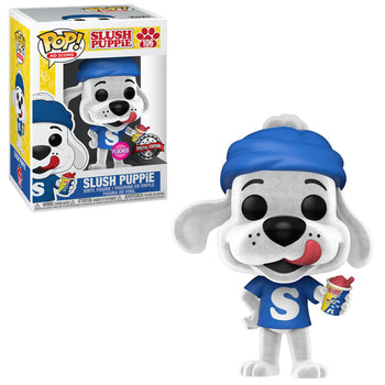 AD ICON - SLUSH PUPPIE (FLOCKED) (EXCLUSIVE)