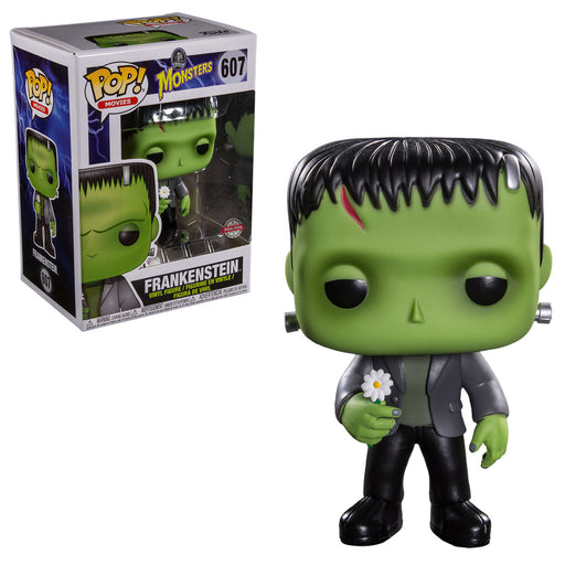 UNIVERSAL MOVIE MONSTERS - FRANKENSTEIN (WITH FLOWER) EXCLUSIVE