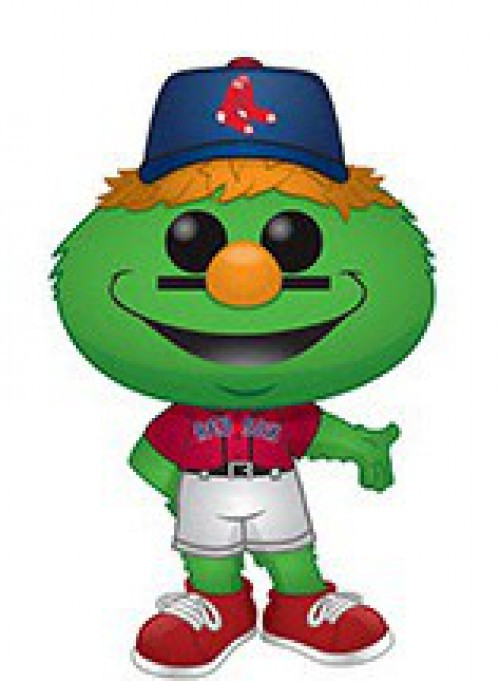 MLB MASCOT - WALLY THE GREEN MONSTER (BOSTON RED SOX) (PRE-ORDER)