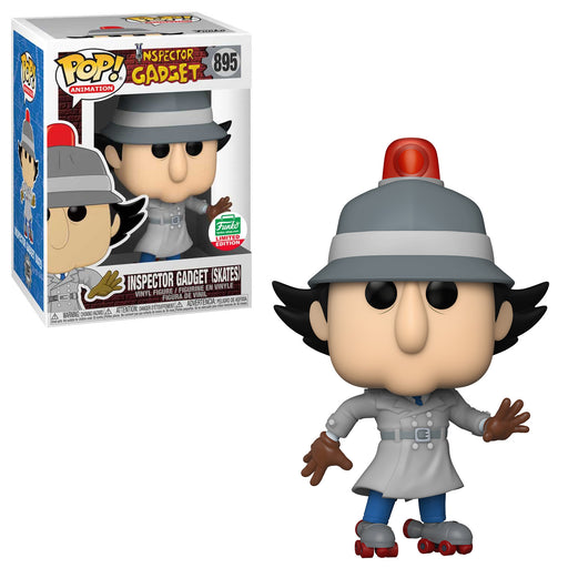 INSPECTOR GADGET - ON SKATES (EXCLUSIVE)