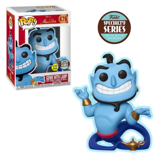 ALADDIN - GENIE WITH LAMP (GITD) (SPECIALTY SERIES)