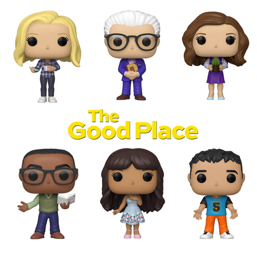 THE GOOD PLACE - SET