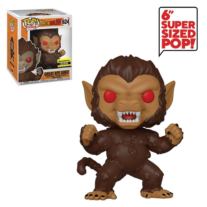 "DRAGON BALL Z - GREAT APE GOKU (6"") EXCLUSIVE"