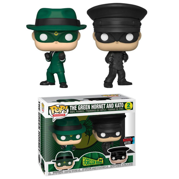 THE GREEN HORNET AND KATO - NYCC EXCLUSIVE (2-PACK)