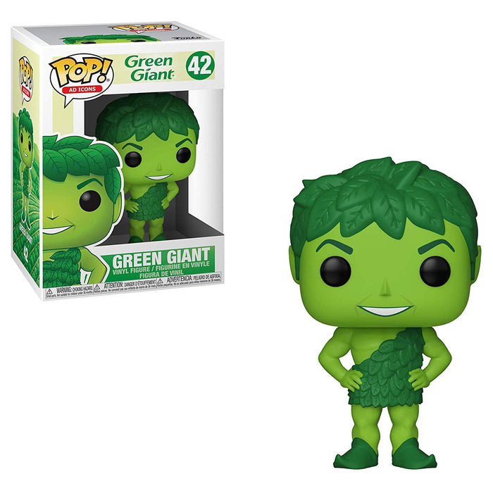 JOLLY GREEN GIANT (AD ICONS)