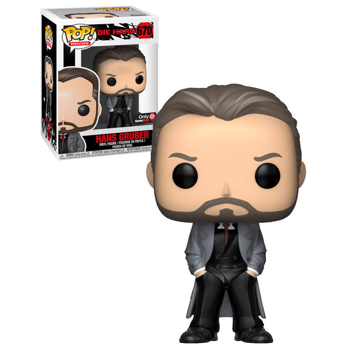 DIE HARD - HANS GRUBER (GS EXCLUSIVE)