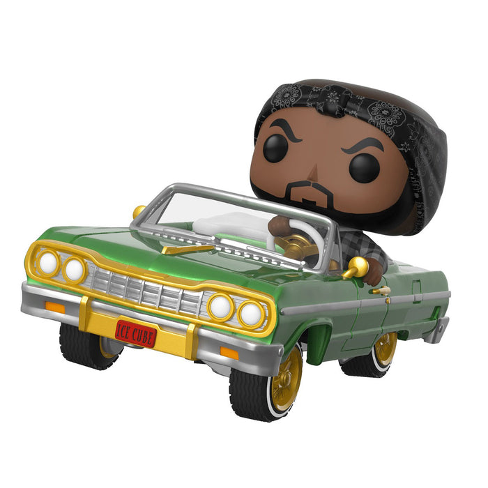 ICE CUBE WITH 1964 CHEVY IMPALA (POP RIDES) (PRE-ORDER)