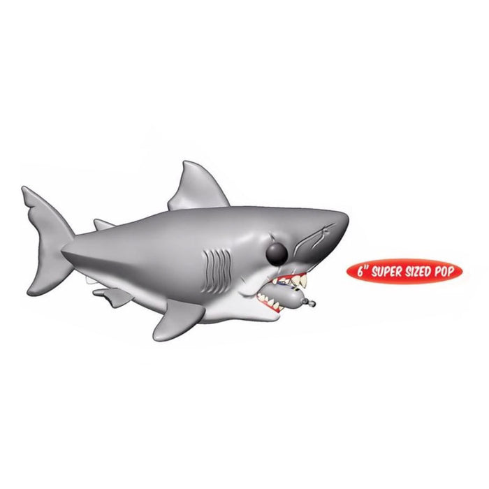 "JAWS - SHARK 6"" (WITH DIVING TANK)"