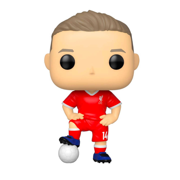 LIVERPOOL FOOTBALL - JORDAN HENDERSON
