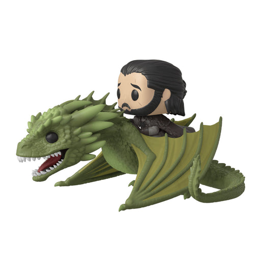 GAME OF THRONES - JON SNOW ON RHAEGAL (POP RIDES)