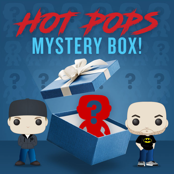 "K-DOG & FISH ""HOT POPS"" MYSTERY BOX! (SOLD OUT)"