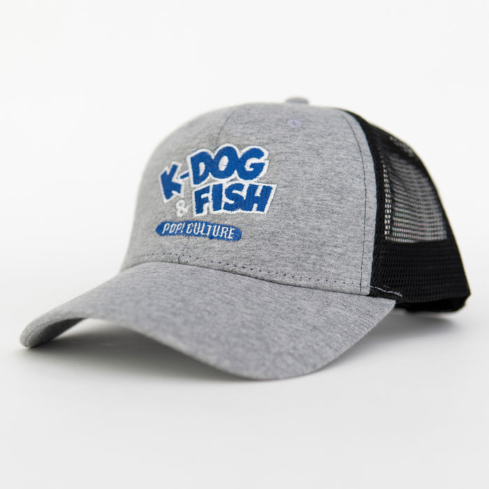K-DOG & FISH: BALLCAP
