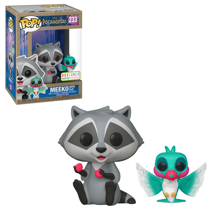 DISNEY: POCAHONTAS - MEEKO WITH FLIT (EARTH DAY) EXCLUSIVE