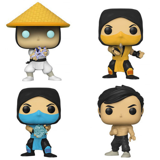 MORTAL KOMBAT - SET
