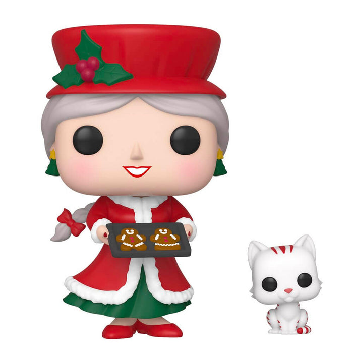 POP! HOLIDAY - MRS. CLAUS & CANDY CANE