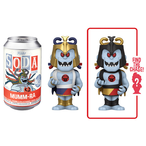 FUNKO SODA CAN: VINYL FIGURE - MUMM-RA (LIMITED 7,500)