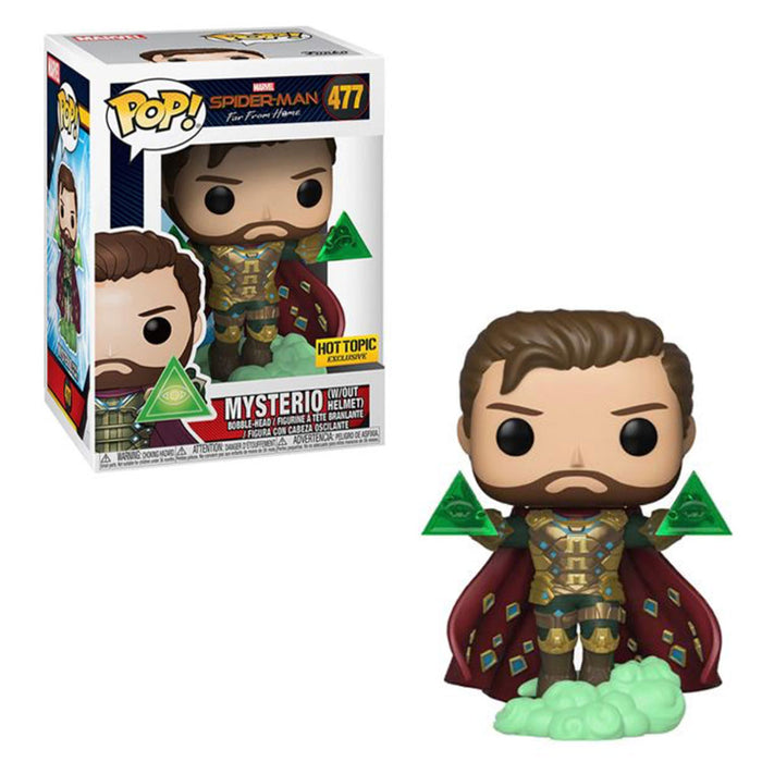 SPIDER-MAN: FAR FROM HOME - MYSTERIO (EXCLUSIVE)