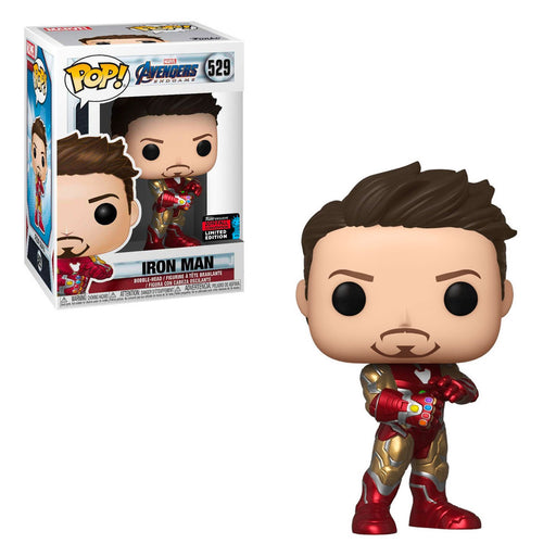 AVENGERS: ENDGAME - IRON MAN (NYCC) EXCLUSIVE