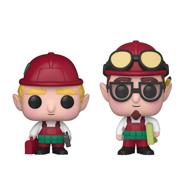 POP! HOLIDAY - RANDY AND ROB (2-PACK)