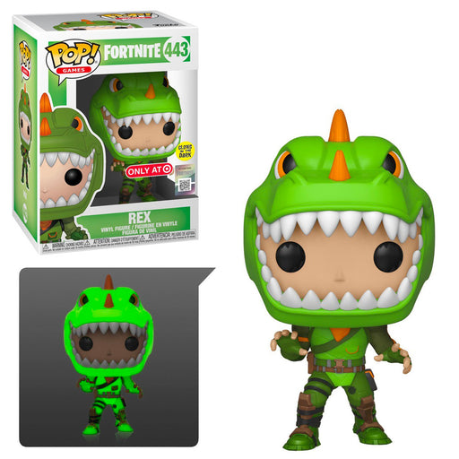 FORTNITE - REX (GITD) EXCLUSIVE