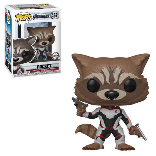 AVENGERS: ENDGAME - ROCKET (EXCLUSIVE)
