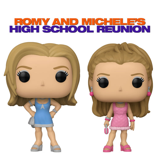 ROMY & MICHELE'S HIGH SCHOOL REUNION - SET