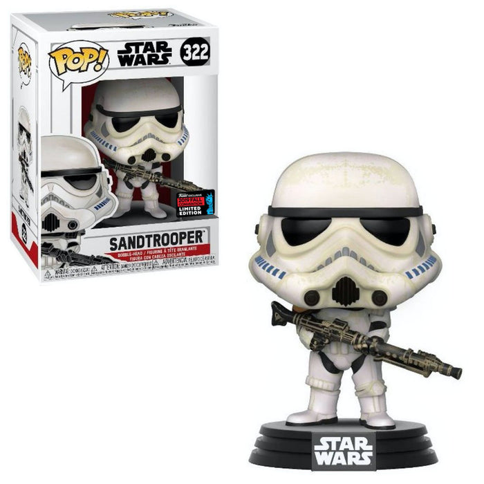 STAR WARS - SANDTROOPER (EXCLUSIVE)