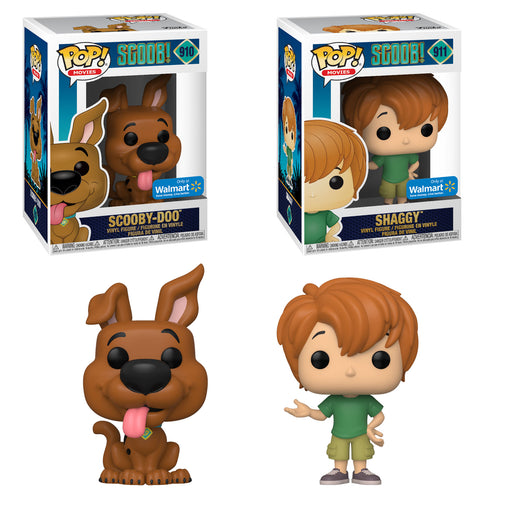 SCOOB: YOUNG SCOOBY-DOO & YOUNG SHAGGY (SET) (EXCLUSIVE)