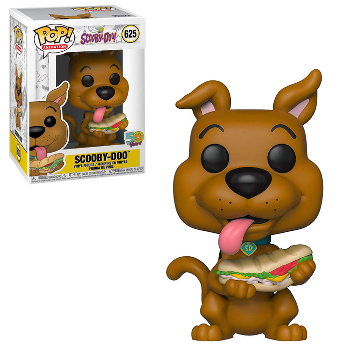 SCOOBY-DOO (WITH SANDWICH) (50TH ANNIVERSARY)