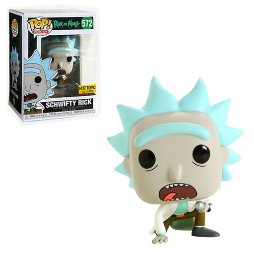 RICK AND MORTY - SCHWIFTY RICK (EXCLUSIVE)